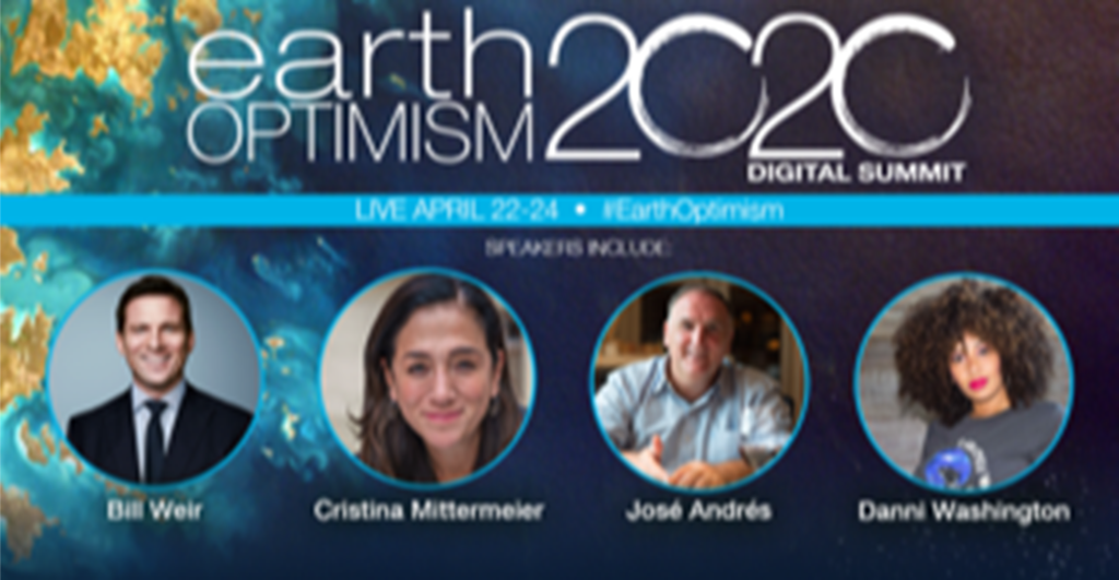 Earth Optimism Digital Summit!